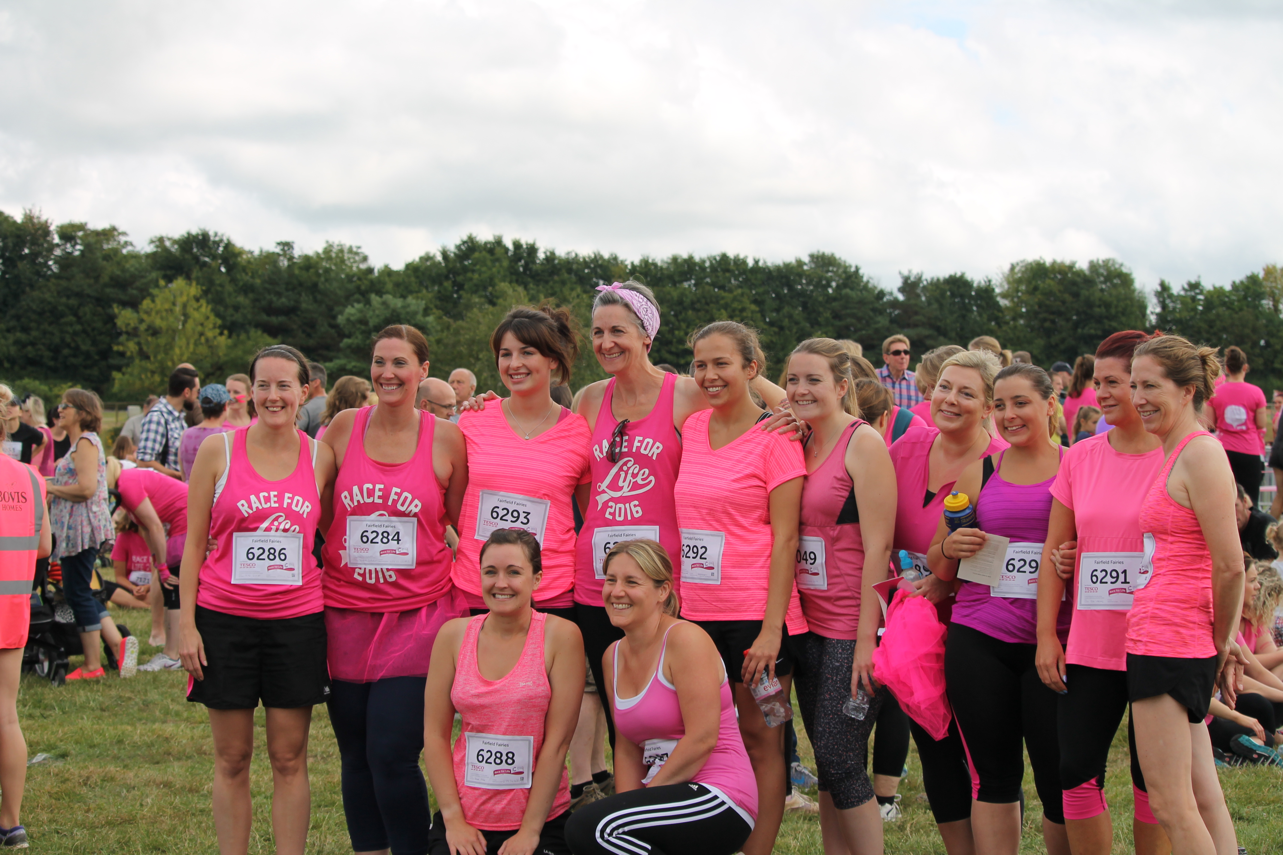 Pretty Muddy Runners